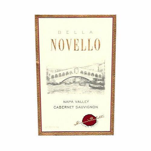 Paoletti Bella Novello Napa Cabernet 2015