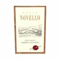 Paoletti Bella Novello Napa Cabernet 2013