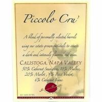 Paoletti Estates Piccolo Cru' Rosso di Napa 2014