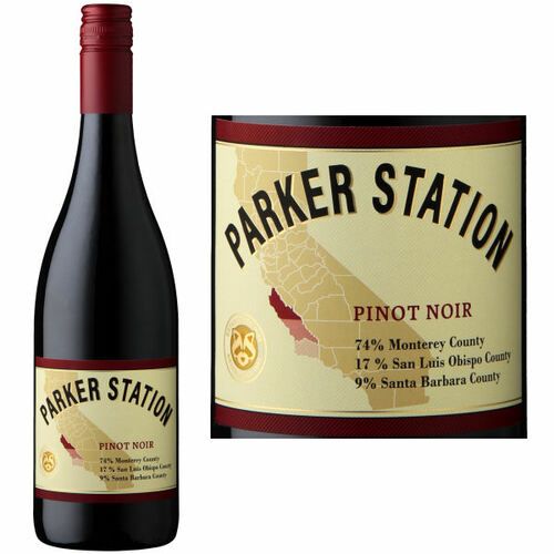 Parker Station Central Coast Pinot Noir 2018