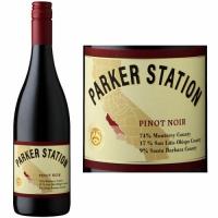 Parker Station Central Coast Pinot Noir 2015