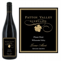 Patton Valley Vineyard Lorna-Marie Willamette Pinot Noir 2013 Rated 93WS