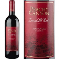 Peachy Canyon California Incredible Red Zinfandel 2014 Rated 93