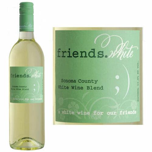 Pedroncelli Friends Sonoma White Wine 2019