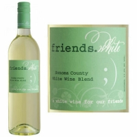 Pedoncelli Friends Sonoma White Wine 2015
