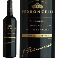 Pedroncelli Bushnell Vineyard Dry Creek Zinfandel 2018