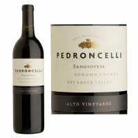 Pedroncelli Dry Creek Alto Vineyards Sangiovese 2015