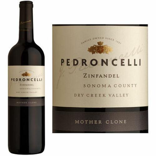 Pedroncelli Mother Clone Dry Creek Zinfandel 2018