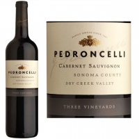 Pedroncelli Three Vineyards Dry Creek Cabernet 2014