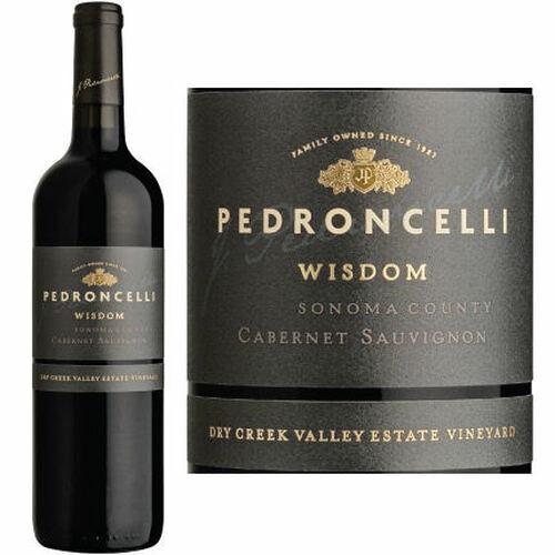 Pedroncelli Wisdom Dry Creek Cabernet 2016