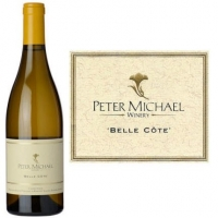 Peter Michael Belle Cote Vineyard Kinghts Valley Chardonnay 2015 Rated 96-99WA