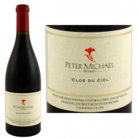Peter Michael Clos du Ciel Fort Ross-Seaview Pinot Noir 2014 Rated 94WA