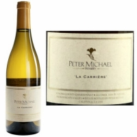 Peter Michael La Carriere Kinghts Valley Chardonnay 2015 Rated 95-97WA