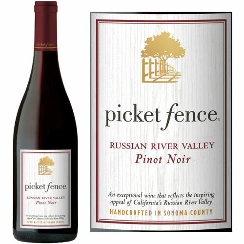 Picket Fence Russian River Pinot Noir 2018