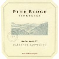 Pine Ridge Napa Cabernet 2014