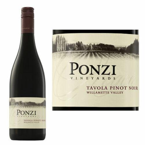 Ponzi Willamette Tavola Pinot Noir 2018