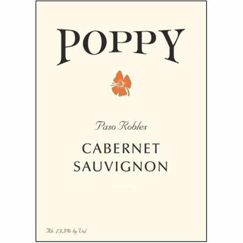 Poppy Paso Robles Cabernet 2018