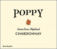 Poppy Santa Lucia Highlands Chardonnay 2015