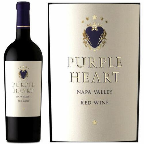 Purple Heart Napa Red Blend 2016