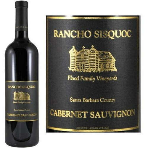 Rancho Sisquoc Santa Barbara Cabernet 2017