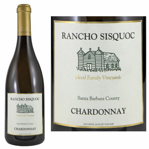Rancho Sisquoc Santa Barbara Chardonnay 2017