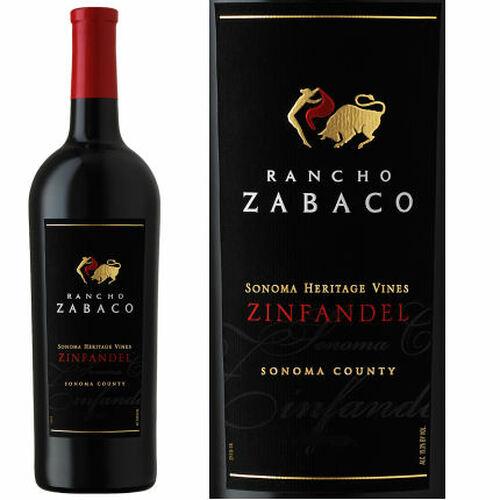 Rancho Zabaco Sonoma Heritage Vines Zinfandel 2017