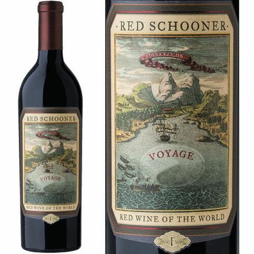 Red Schooner by Caymus Voyage 8 Mendoza Malbec NV