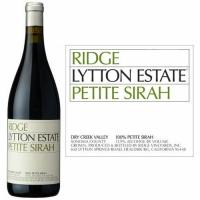 Ridge Lytton Springs Dry Creek Petite Sirah 2014 Rated 95VM