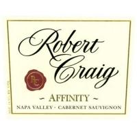 Robert Craig Affinity Napa Cabernet 2014 Rated 92WA