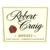 Robert Craig Affinity Napa Cabernet 2017 Rated 92JS