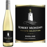 Robert Mondavi Private Selection California Riesling 2015