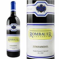 Rombauer California Zinfandel 2015