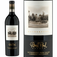 Round Pond Rutherford Cabernet 2014 Rated 92VM