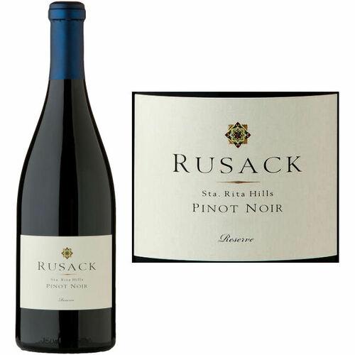 Rusack Reserve Santa Rita Hills Pinot Noir 2016 Rated 93VM