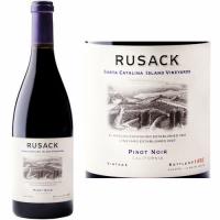 Rusack Santa Catalina Island Pinot Noir 2014 Rated 90WA
