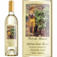 Salt of the Earth Flore de Moscato California Sweet Wine 2016