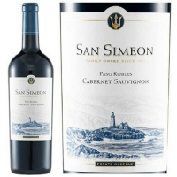 San Simeon Estate Reserve Paso Robles Cabernet 2013 Rated 91WE
