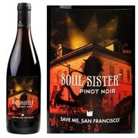 Save Me San Francisco Soul Sister Pinot Noir 2014
