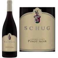 Schug Sonoma Coast Pinot Noir 2015