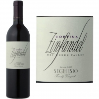 Seghesio Cortina Dry Creek Zinfandel 2011 Rated 90CG