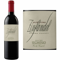 Seghesio Old Vine Sonoma Zinfandel 2013 Rated 92WE CELLAR SELECTION