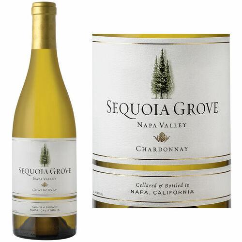 Sequoia Grove Napa Chardonnay 2017