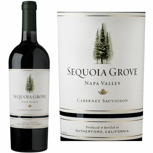 Sequoia Grove Napa Cabernet 2018 Rated 92JS