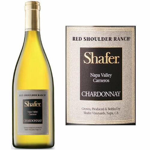 Shafer Red Shoulder Carneros Chardonnay 2018