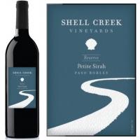 Shell Creek Reserve Paso Robles Petite Sirah 2012
