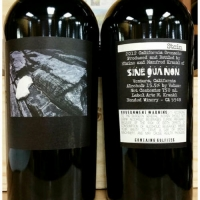 Sine Qua Non Stein California Grenache 2012 Rated 96-99WA