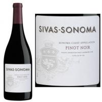 Sivas-Sonoma Sonoma Coast Pinot Noir 2014