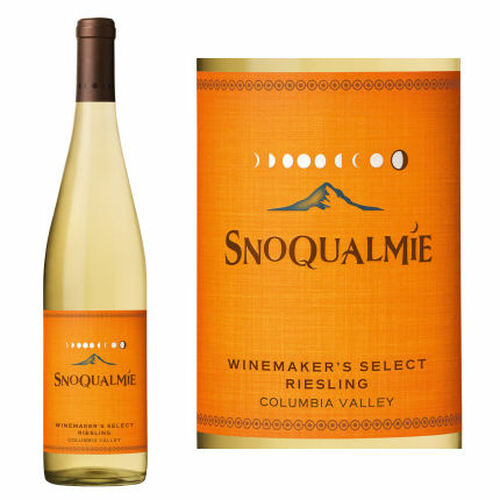 Snoqualmie Columbia Valley Winemaker's Select Riesling 2019