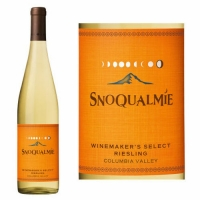 Snoqualmie Columbia Valley Winemaker's Select Riesling 2015