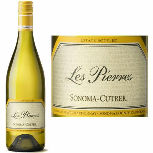 Sonoma Cutrer Les Pierres Sonoma Coast Chardonnay 2017